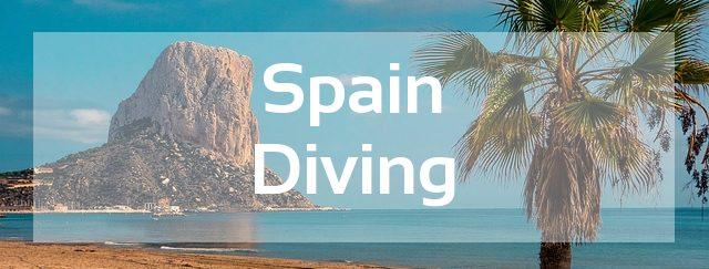 spain diving europe