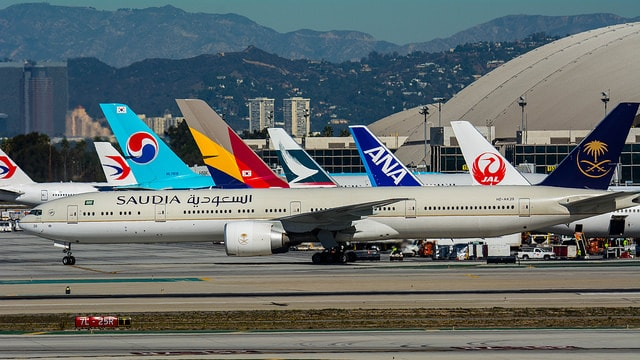 LAX Airport Photo by Glenn Beltz