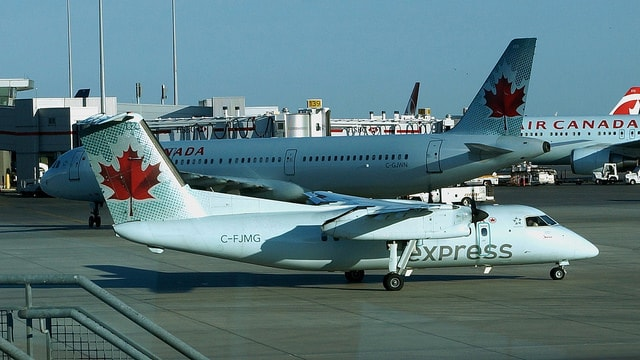 Toronto International Airport, Ontario by Johnny Comstedt