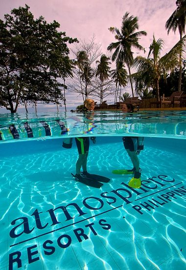 atmosphere dive resort philippines