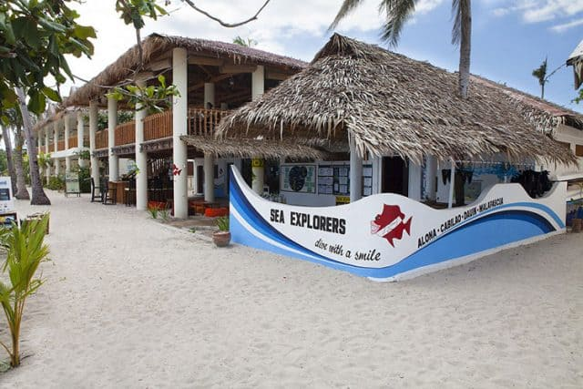 buena vida dive resort philippines