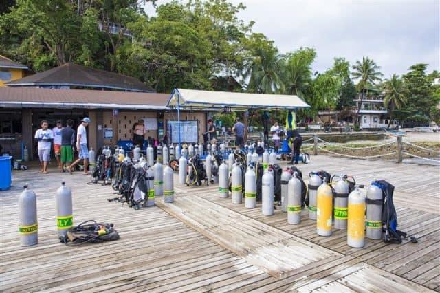 el galleon dive resort palawan philippines