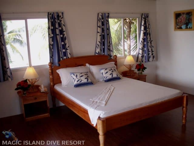 magic island dive resort philippines