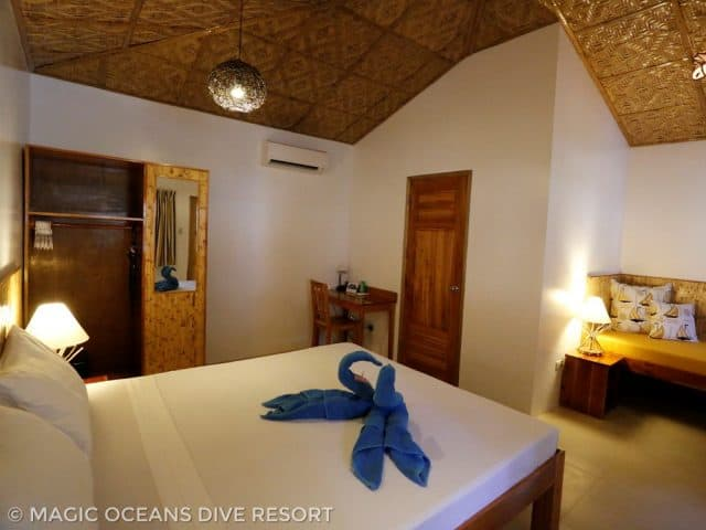 magic ocean dive resort review philippines