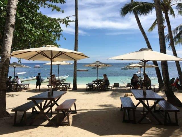 pyramid beach resort philippines bohol