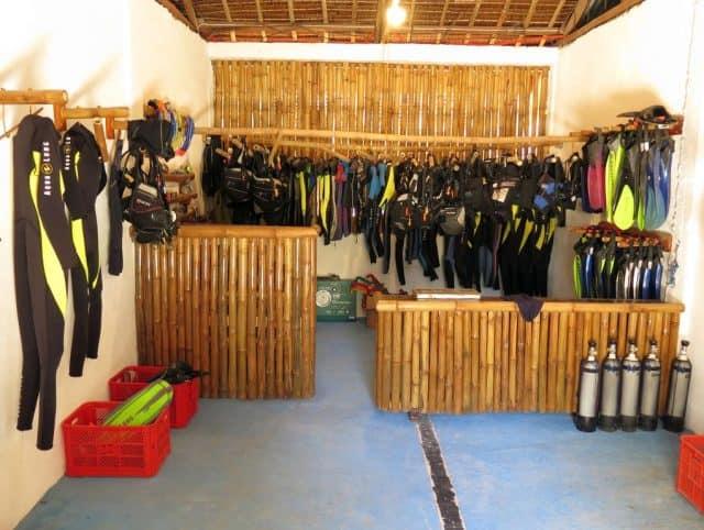 beach cebu watersport dive resort philippines