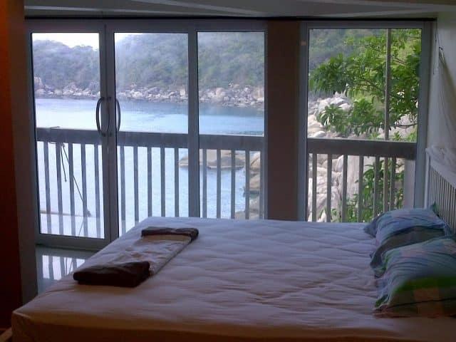 hin wong apartment thailand dive resort koh thao